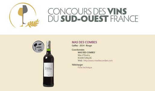 photo concours vins du sud oues 130t